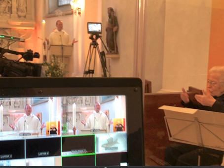 Coronamesse Livestream