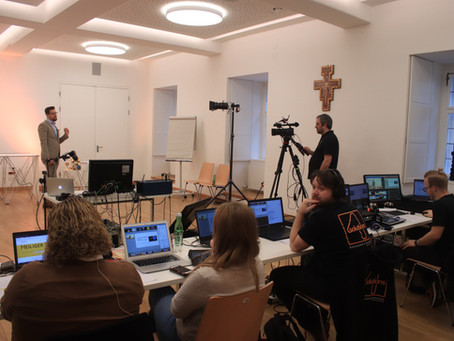Webinar Livestream Gottesdienste