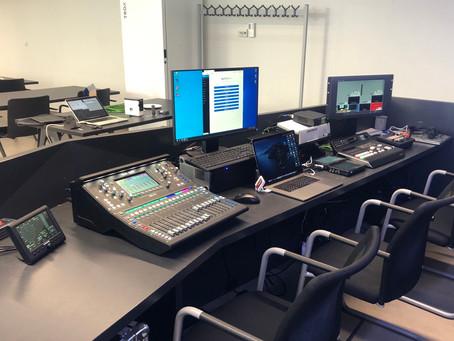 APA Pressezentrum Modernisierung