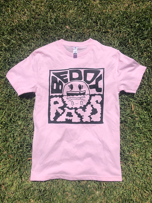 Pink 'Cooked Sun' T-Shirt
