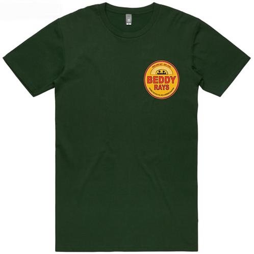 Green 'Sobercoaster' T-Shirt