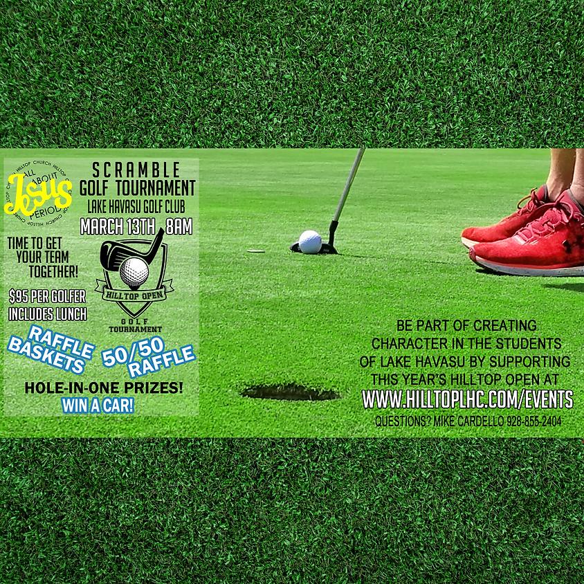 Hilltop Open Golf Tournament
