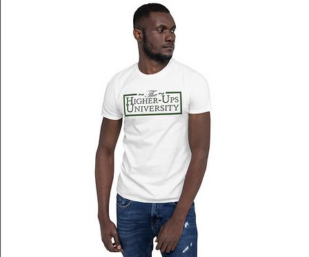 The Higher-Ups University T-Shirt (White)