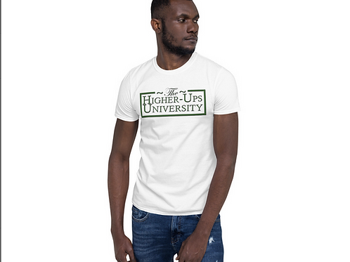 The Higher-Ups University T-Shirt (White)