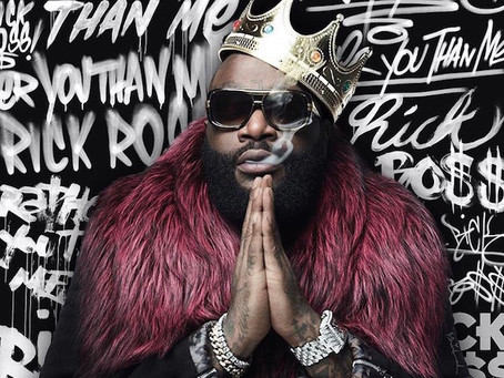 First Impression x Rather You Than Me - Rick Ross