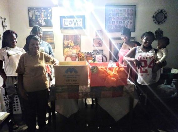 Thanksgiving Donations