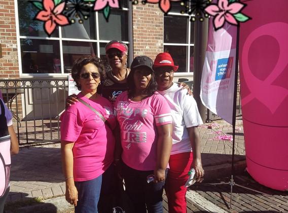 Alachua Strides Against Breast Cancer