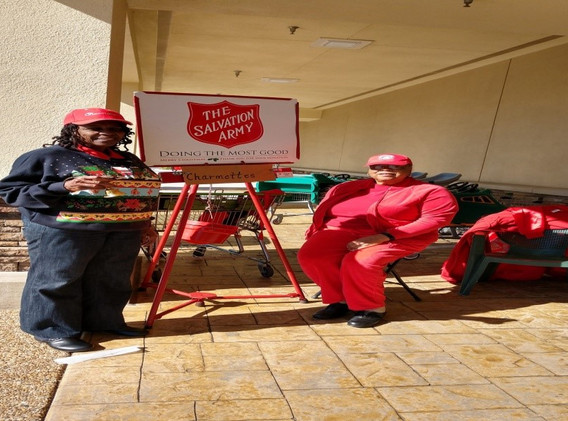 Marion Salvation Army