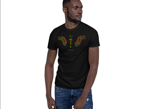 Phife Dawg Wings T-Shirt (Black)