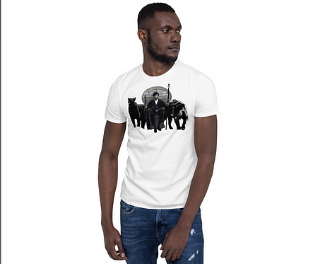 Huey T-Shirt (White)
