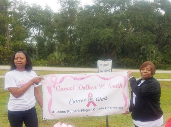 St. Johns Cancer Walk