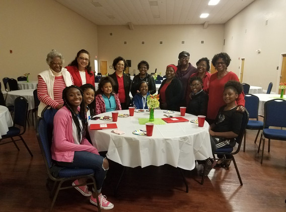 2018 Breakfast for Madame Miss Charm Teen Pageant Fundraiser