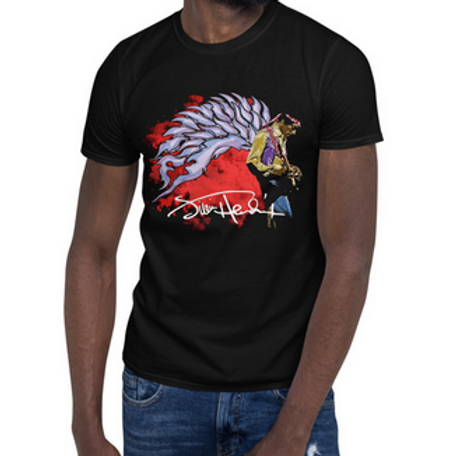 Jimi Wings T-Shirt (Black)