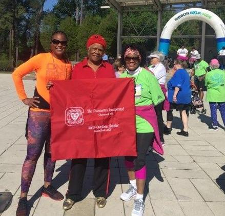 Ribbon Walk & Run for Cancer (Fayetteville, NC)