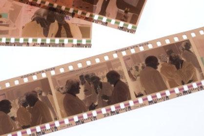 Kleinbeeld negatieven (24x36mm)