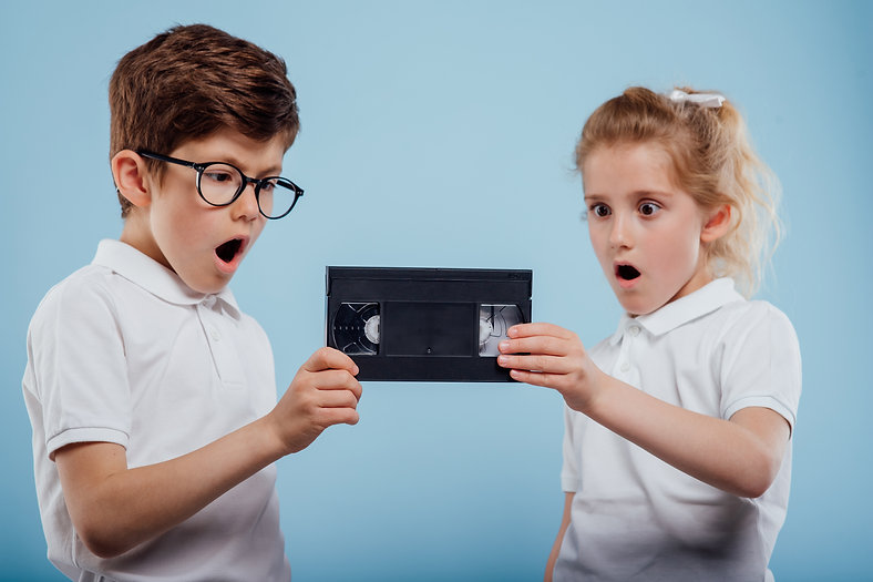 Oude videobanden digitaliseren