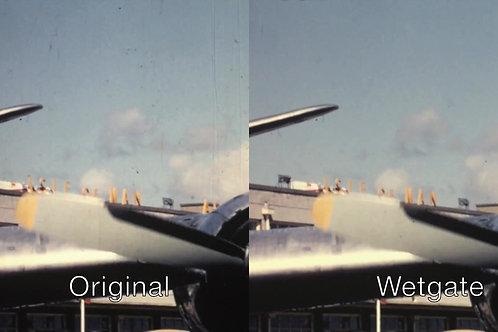 Wetgate scan
