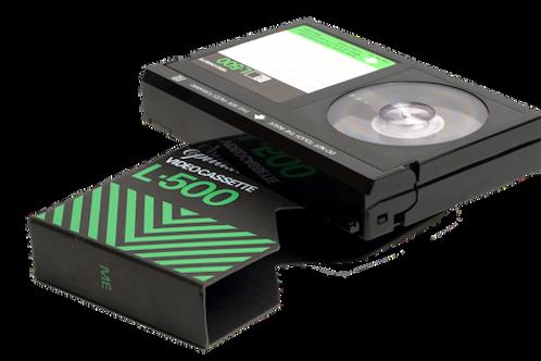Betamax band overzetten