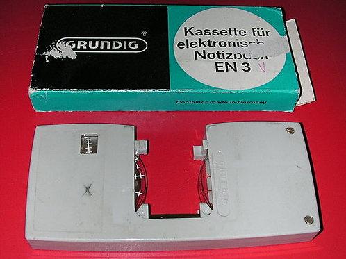 Grundig EN3 cassette