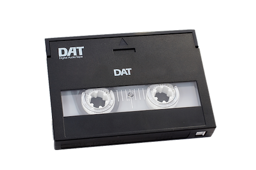 Dat Tape overzetten