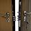 Thumbnail: Врезной KALE 252 RL, сувальдный с бронепластиной