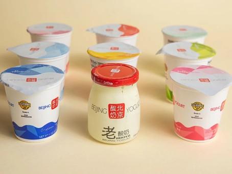 北京酸奶开通网络预定取货服务