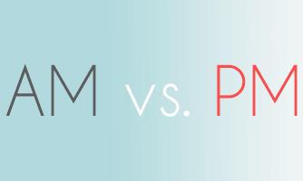 AM vs PM 2019 Open Throwdown Results!