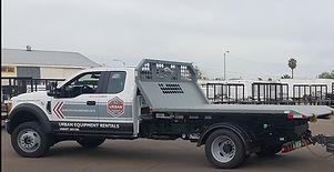 Urban Equipment Rentals F550 Flat Bed Truck 2.jpg