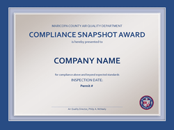 Maricopa County Air Quality Compliance Certificate.png