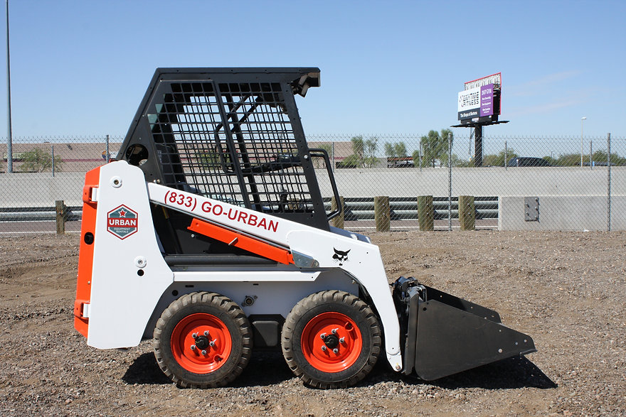 Mini Skid Steer Rental Bobcat S70