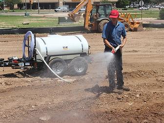 Water Wagon Rental Phoenix Urban Trailer