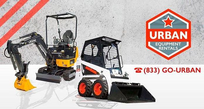 Urban Equipment Rentals Mini Excavator John Deere 17G  3.JPG