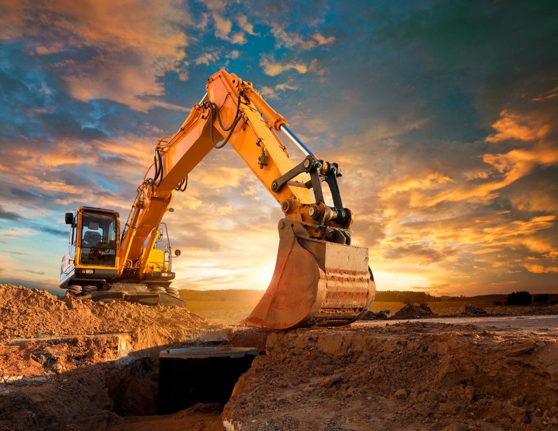 Heavy Excavator Rental