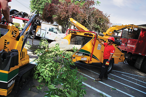 URBAN EQUIPMENT RENTALS