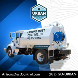 Arizona Dust Control Water Truck Rental