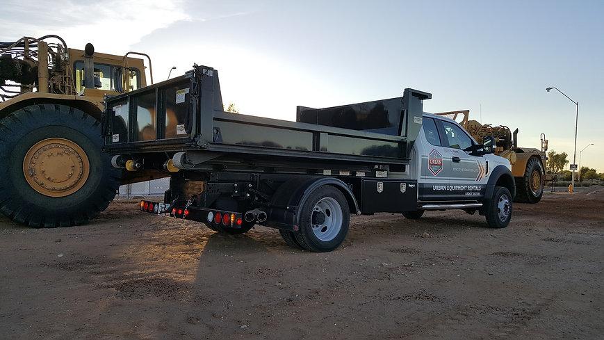 Urban Equipment Rentals Kubota KX033-4 Excavator 2.JPG