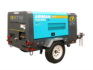 AIRMAN-185cfm-compressor-BTWequipmentsup