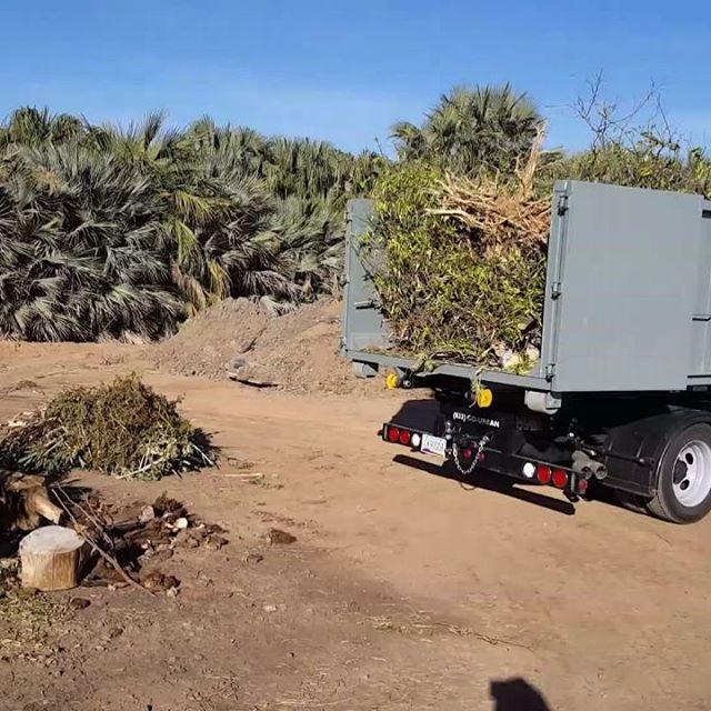 14 Yard non-CDL dump truck. ._._._