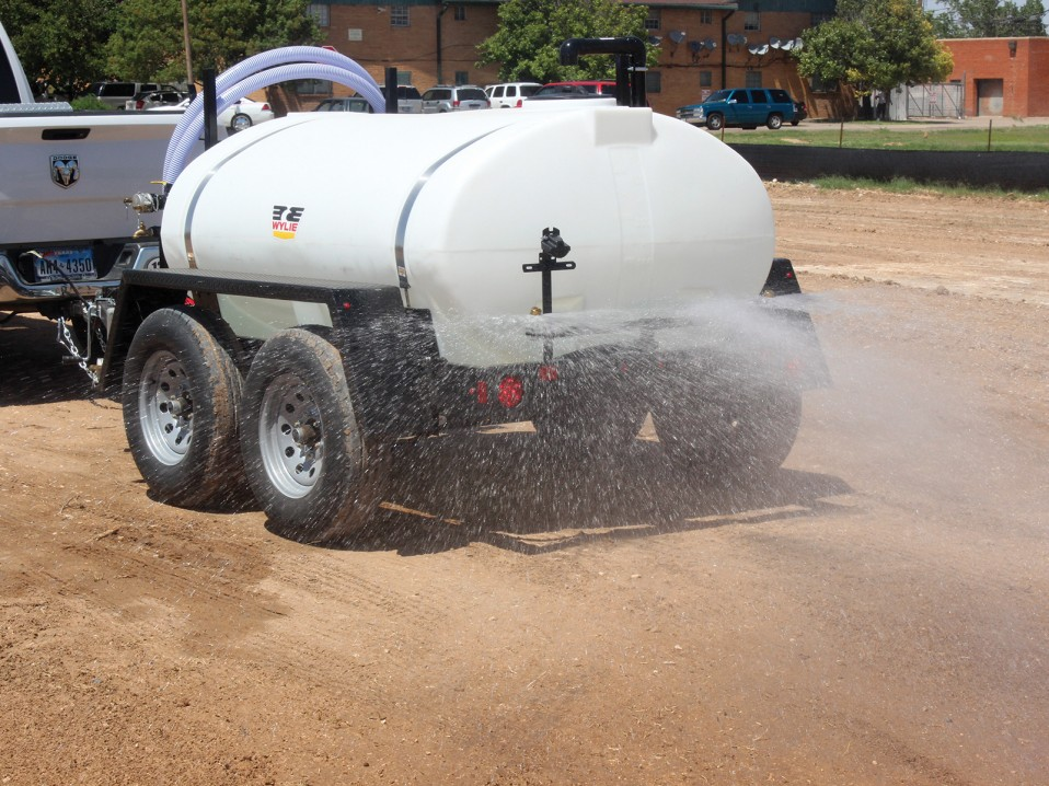 Water Wagon Rental Phoenix Urban Trailer Rentals Dust Control 500 Gallon Water Trialer 2