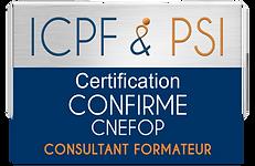 Logo ICPF & PSI Confirme CNEFOP Consulta
