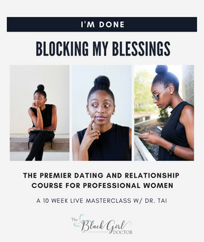 I'm Done Blocking My Blessings Masterclass