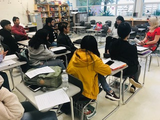 CIS of Atlanta High School Seniors Attend College Prep Workshop
