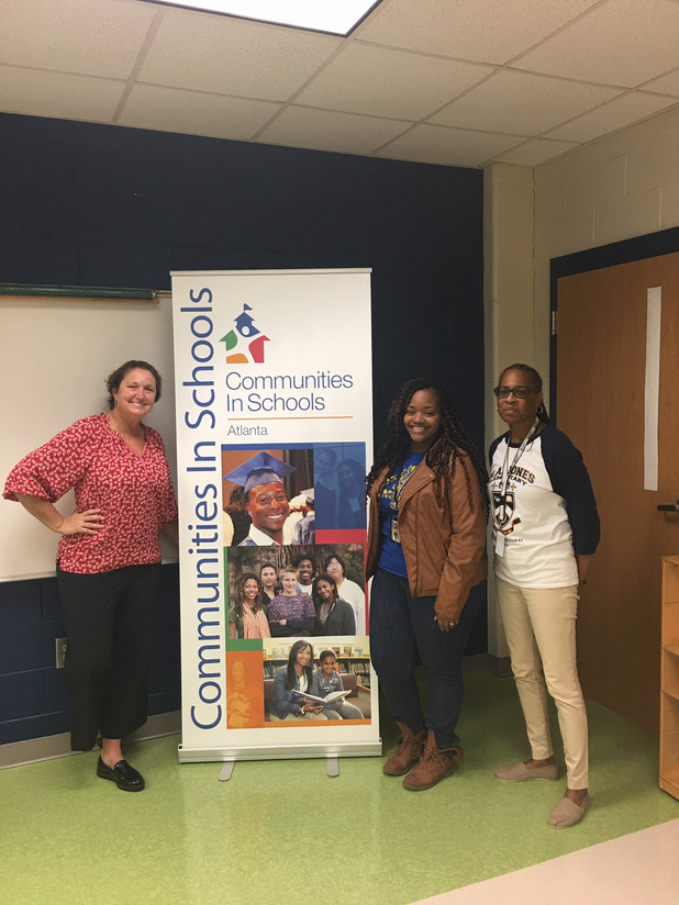 CIS of Atlanta and Keeping Pace Summer Enrichment Program  Develop Partnership