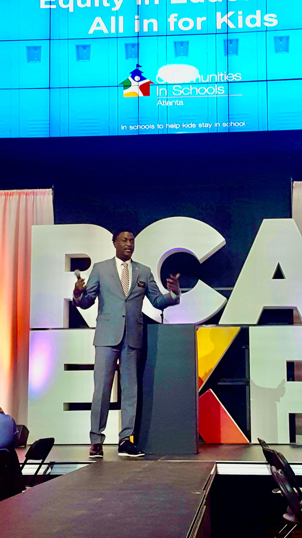 CIS of Atlanta CEO Speaks at Leadership Atlanta Education Day