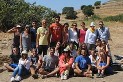 Ανασκαφική ομάδα 2014