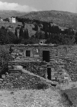 Κελλί (αγροτικό κτίσμα) στην περιοχή της αγοράς της αρχαίας πόλης (τέλη 19ου αι.)