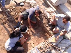 Αποκαλύπτοντας την αγορά της αρχαίας Άνδρου, 2016