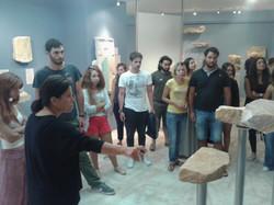 Ξενάγηση στο Μουσείο της Παλαιόπολης