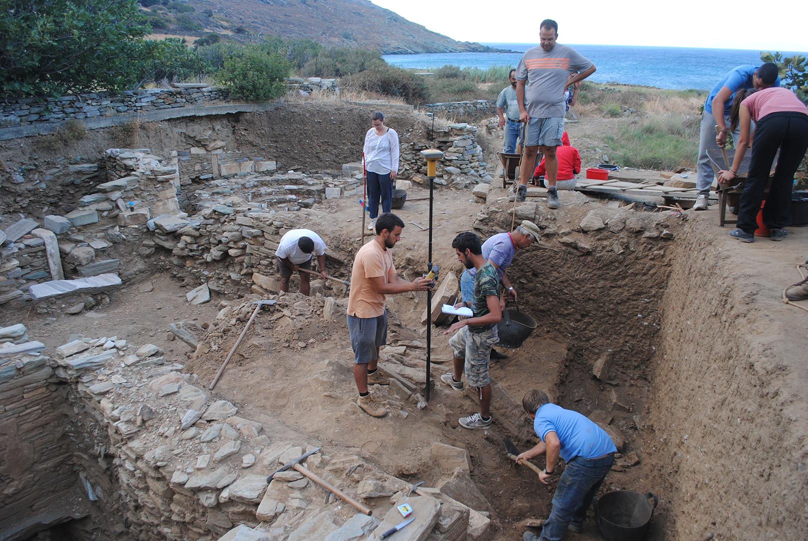 Ανασκαφή 2014