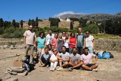 Ανασκαφική ομάδα 2, 2015